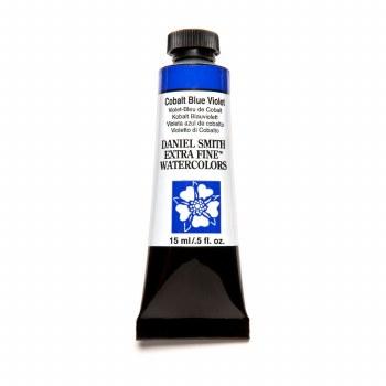 Extra-Fine Watercolors, 15ml Tubes, Cobalt Blue Violet