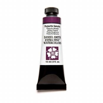 Extra-Fine Watercolors, 15ml Tubes, Purpurite Genuine - PrimaTek