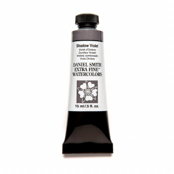 Extra-Fine Watercolors, 15ml Tubes, Shadow Violet
