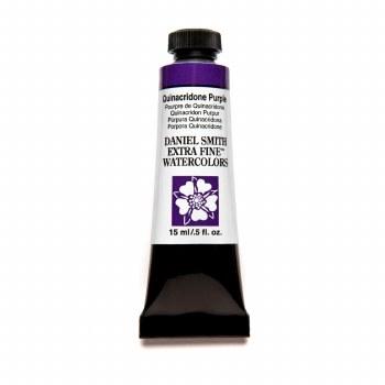 Extra-Fine Watercolors, 15ml Tubes, Quinacridone Purple