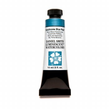 Extra-Fine Watercolors, Duochrome Blue Pearl - Luminescent