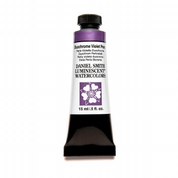 Extra-Fine Watercolors, Duochrome Violet Pearl - Luminescent