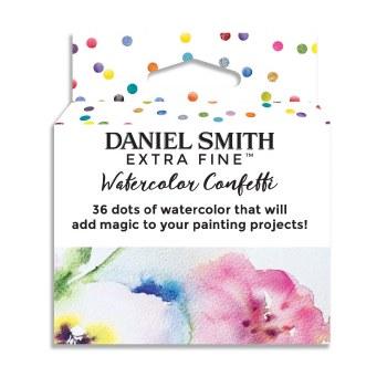 Daniel Smith - Watercolor Confetti Dot Cards