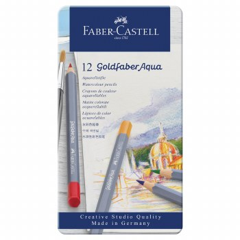 Goldfaber Aqua Watercolor Pencil Set