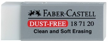 Dust-Free Eraser, Eraser