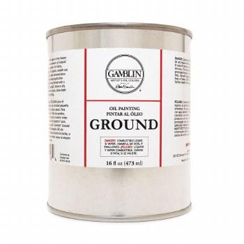 Oil Painting Ground, 16 oz.