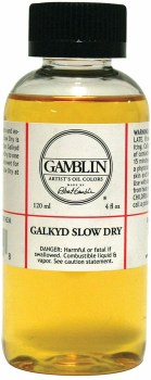 Galkyd Slow Dry, 4.2 oz.