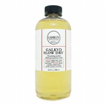 Galkyd Slow Dry, 16.9 oz.
