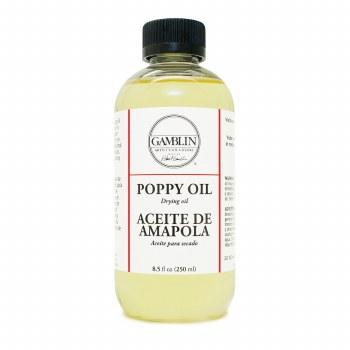 Poppy Oil, 8.5 oz.