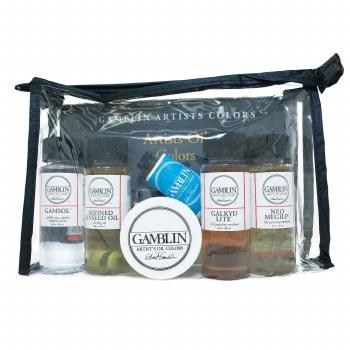Gamblin Oil Painting Mediums Set