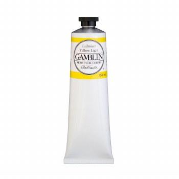 Gamblin Oil Colors, 150ml, Cadmium Yellow Light