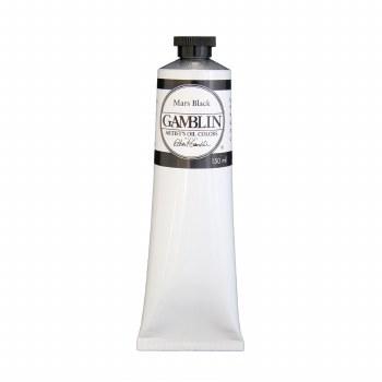 Gamblin Oil Colors, 150ml, Mars Black