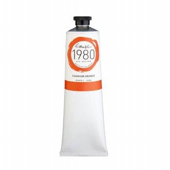 Gamblin 1980 Oil Colors, 150ml, Cadmium Orange