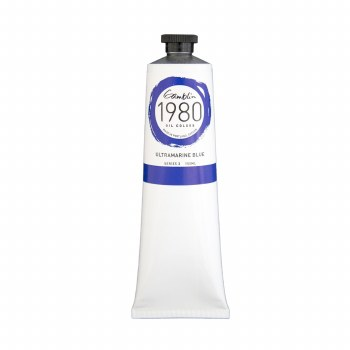 Gamblin 1980 Oil Colors, 150ml, Ultramarine Blue
