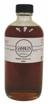 Burnt Plate Oils, #000, 8.5 oz. Bottle