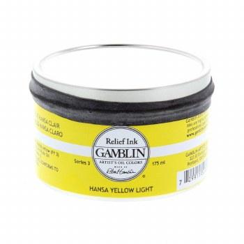 Relief Inks, Hansa Yellow Light - 175ml