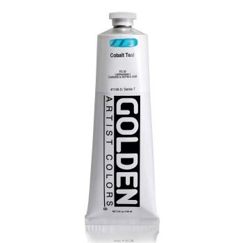 Golden Heavy Body Acrylics, 5 oz, Cobalt Teal