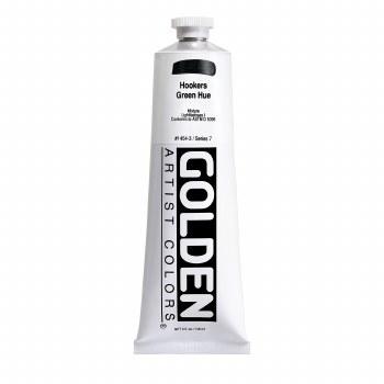 Golden Heavy Body Acrylics, 5 oz, Hookers Green Hue