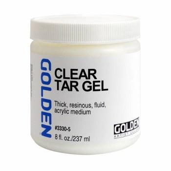 Clear Tar Gel, 8 oz.