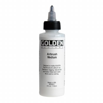 Airbrush Medium, 4 oz.