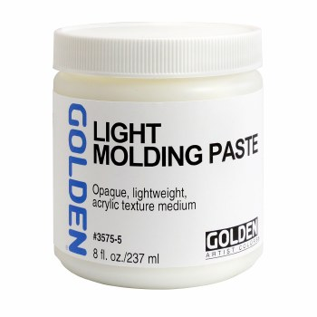 Molding Pastes, Light, 8 oz.
