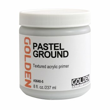 Acrylic Ground for Pastel, 8 oz.