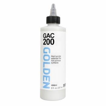 GAC 200 - Acrylic Polymer for Increasing Film Hardness, 8 oz.