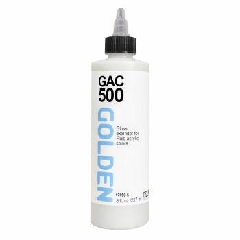 GAC 500 - Acrylic Polymer, 8 oz.