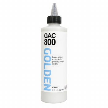 GAC 800 - Acrylic Extender for Pouring, 8 oz.