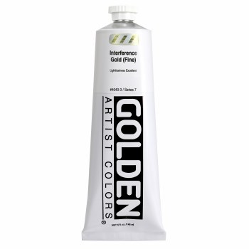 Interference Colors, 5 oz, Gold