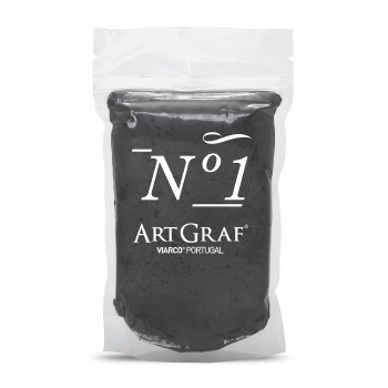 ArtGraf Water-Soluble Graphite & Carbon, Kneadable Watersoluble Graphite Putty - 150g