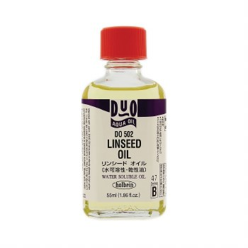 DUO Linseed Oil, 55ml