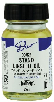 DUO Stand Linseed Oil, 55ml