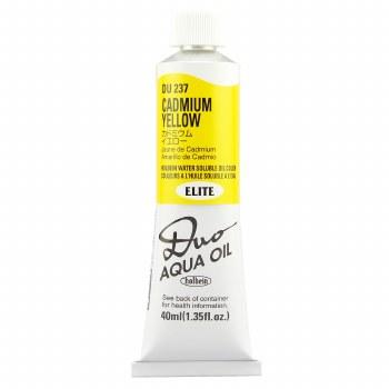 Holbein DUO Aqua Oil Color, 40ml, Cadmium Yellow