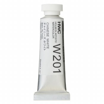 Artists Watercolor, 15ml, Chinese White