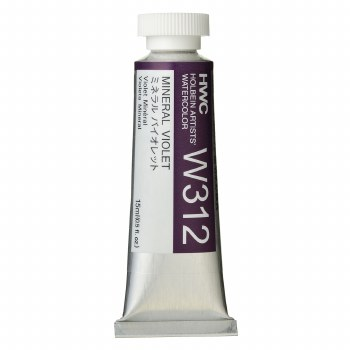 Artists Watercolor, 15ml, Mineral Violet
