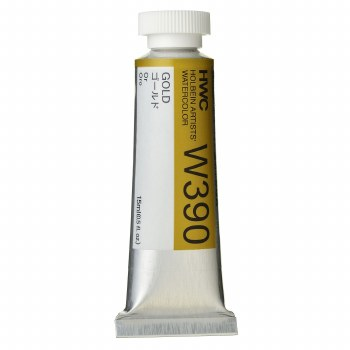 Artists Watercolor, 15ml, Gold