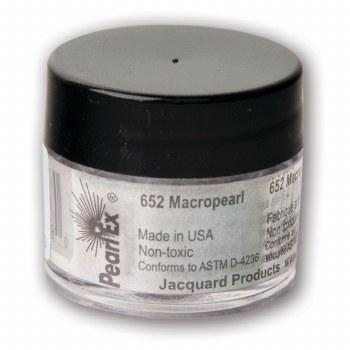 Pearl Ex Mica Pigments, 3g Jars, Macropearl