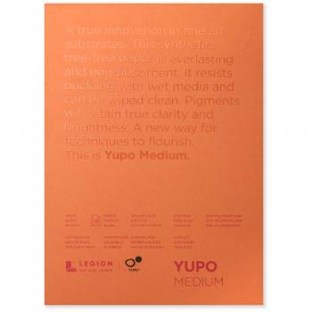 Yupo Medium Pads, 5 in. x 7 in. - 10 Shts./Pad