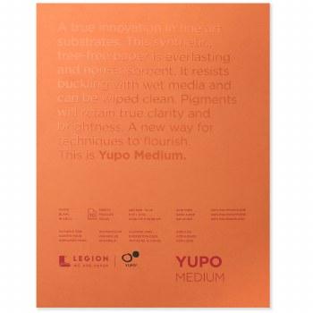 Yupo Medium Pads, 9 in. x 12 in. - 10 Shts./Pad