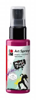 Acrylic Spray Paint, Raspberry - 50ml Spray Can