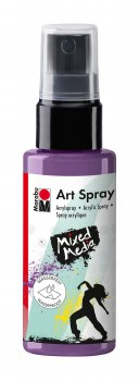 Acrylic Spray Paint, Lavender - 50ml Spray Can
