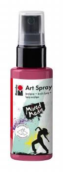 Acrylic Spray Paint, Bordeaux - 50ml Spray Can