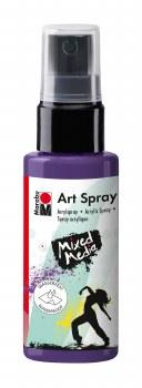Acrylic Spray Paint, Plum - 50ml Spray Can