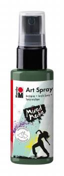 Acrylic Spray Paint, Khaki - 50ml Spray Can