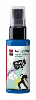 Acrylic Spray Paint, Gentian - 50ml Spray Can