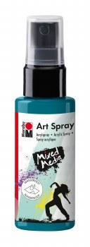 Acrylic Spray Paint, Petrol - 50ml Spray Can