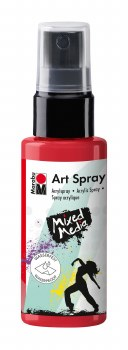 Acrylic Spray Paint, Chili - 50ml Spray Can