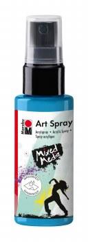 Acrylic Spray Paint, Sky Blue - 50ml Spray Can