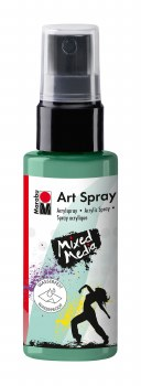 Acrylic Spray Paint, Aquamarine - 50ml Spray Can